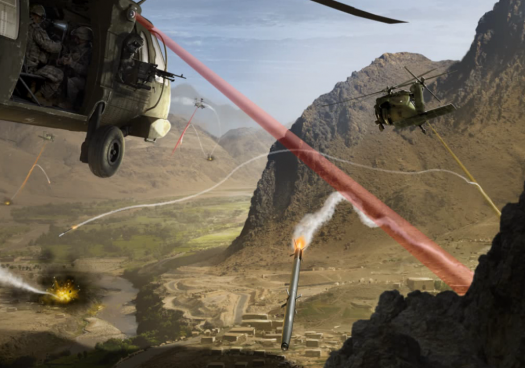 With High-Energy Lasers Too Heavy to Fly, Raytheon Plans Lighter Ones That Jam Rather Than Blast