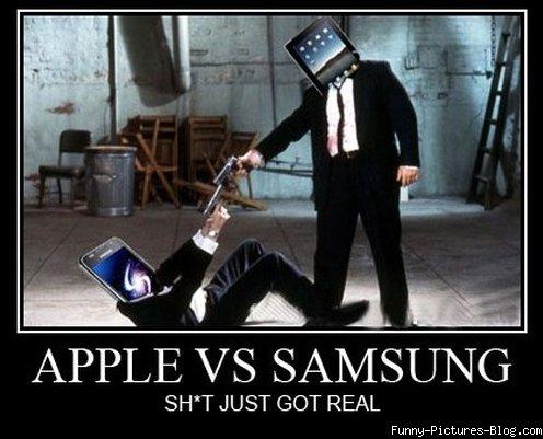 Apple Samsung Smartphone Clash Heads Jury