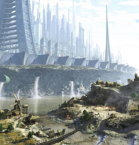 Future Living (2050 - 2075) - Technology