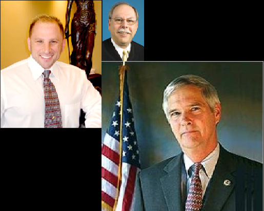 Judge John Buttrick - Judge Jim Gray - Marc J. Victor