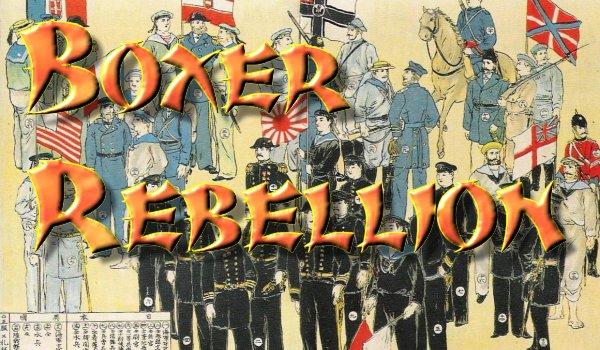 Peking Boxer Rebellion