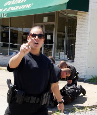 Videos Of Carlos Miller's Speech At NH Liberty Forum And Near-Arrest At NH Courthouse