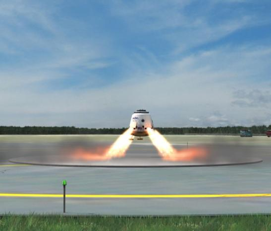 SpaceX's Dragon Capsule 2.0 Looks Like 'Alien Spaceship,' Elon Musk Says