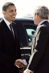 Obama's new FBI chief approved Bush's NSA warrantless wiretapping scheme