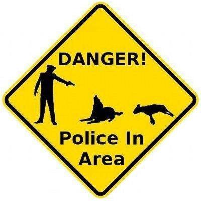 "California Police Walk Past ""Beware of Dog Sign,"" Fatally Shoot Family Dog"