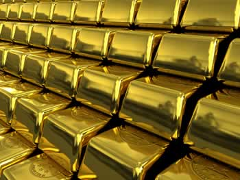 Take a trip to the Bank of England's gold vault