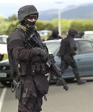 204. Police Epidemic