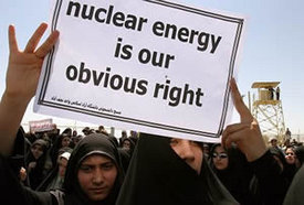 US Spies See No Evidence of Iranian Nuclear Weapons Program