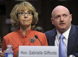 Gabby Giffords's Husband Buys AR-15
