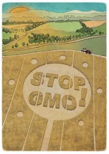 11 Steps for GMO Eradication: