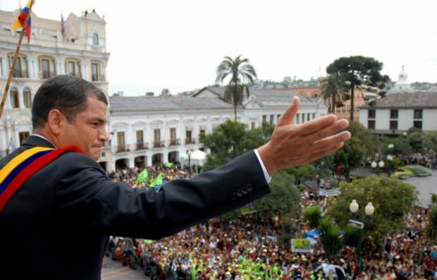 Ecuador's immigration policy does not help terrorists