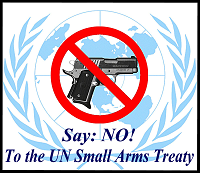 United Nations To Convene Month Long Conference For International Gun Control