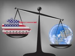 Pax Americana is 'winding down', says US report