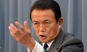 Japanese Finance Minister: Government Should Let Old People 'Hurry Up And Die'
