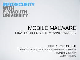 Clues Suggest Malware Is Moving from PCs to Mobile Devices