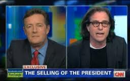 Piers Morgan Mocks Davis Guggenheim for Obama Documentary