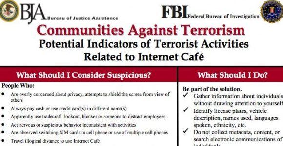 CBS Runs Defense For 'Everyone's a Terrorist' FBI Flyers