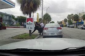 Cop vs. Cop: Cop pulls over cop; cop resists, other cop tells cop to stop recording cops.