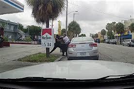 Cop vs. Cop: Cop pulls over cop; cop resists, other cop tells cop to stop recording cops.