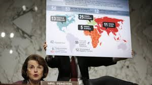 Mexico And Canada Declared Part Of US Homeland By Senate Maps