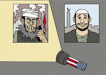 Egyptian Newspaper Responds To Anti-Islamic Cartoons With These Cartoons Of Their Own