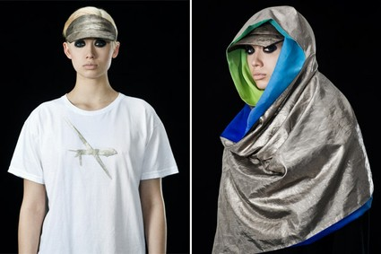New 'Stealth' Fashion Look Lets People Duck Drone Cameras