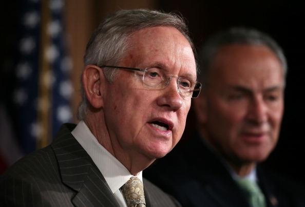Harry Reid vows Federal Transparency Act will never be voted on in the Senate