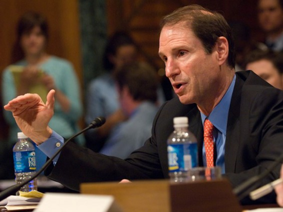 "Senator Wyden: 2 Patriot Acts, the one one can read and the ""real"" version which one can not"