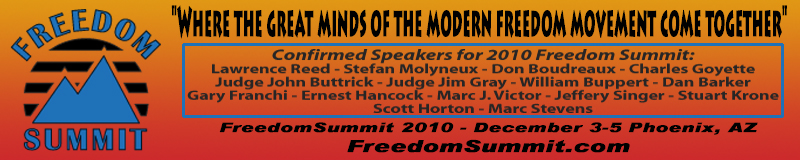 Freedom Summit www.freedomsummit.com