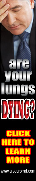 Dr Sears are your lungs dying