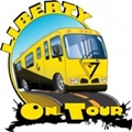 Liberty on tour
