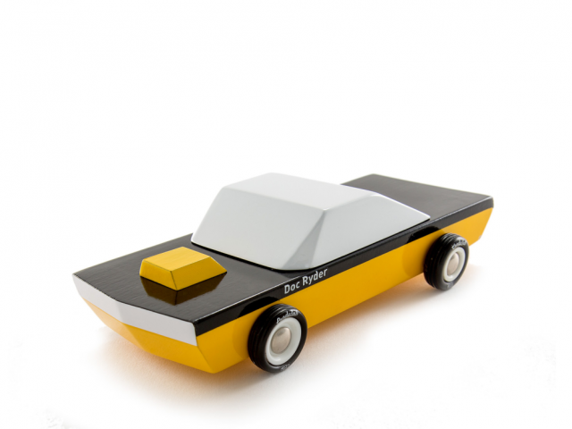 Old-School Cool: Charming Toy Cars Made of Nothin' But Wood - Freedoms ...