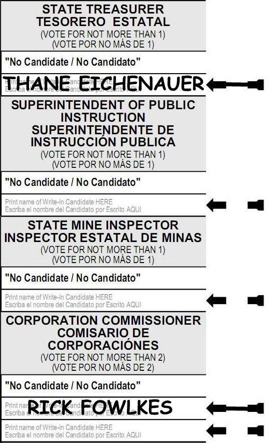 write in candidate North carolina state board of elections write-in candidates: 2016 page 3 4) is there a filing fee to run as a write-in candidate no 5) when is the general election.