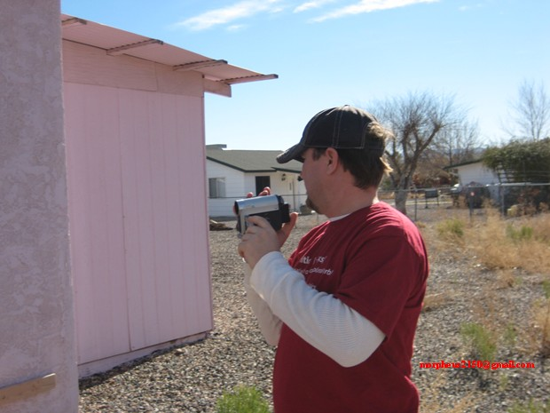 Pink Barn 4409 Ron Paul 2012 revolution continues sign making cottonwood Arizona