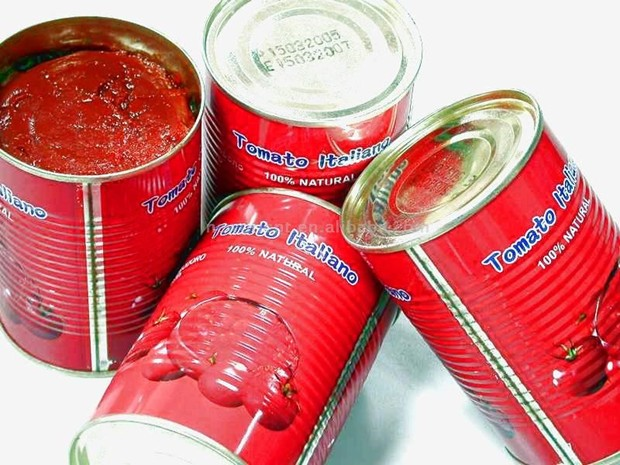 Canned tomatoes unhealthy