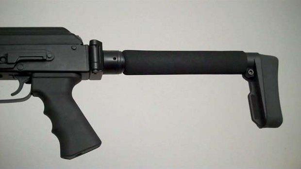 M-16 vs  AK-47 - New World Order