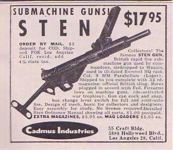FIREARM PANIC BUYING - THEN & NOW (a brief history and