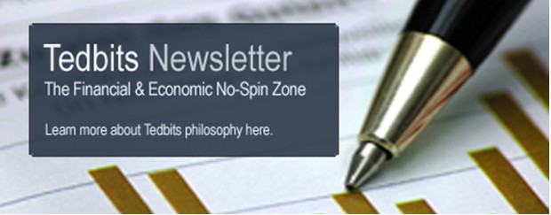 Tedbits newsletter Financial Economic no spin zone Philosophy