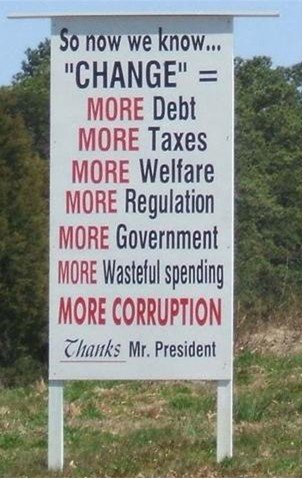Change debt taxes walfare regulation government wasteful spending corruption more