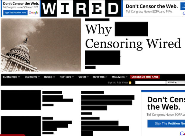 why we shouldnt censor the internet essay Internet censorship essaysi work at infowest, utah's second largest internet service provider, where i am but, of course, i shouldn't be surprised: there are many technical problems with internet censorship first of all the manpower and money needed to keep.