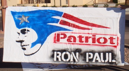 Ron Paul Super Bowl Week