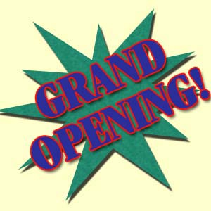 OZBIRDS - Grand Opening: Saturday February 14th - Noon...until