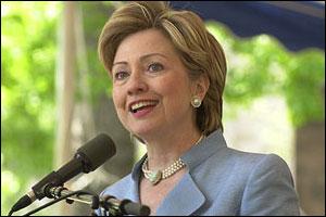 Hillary Clinton said... - by David B. Schlosser
