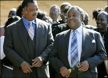 TIME FOR JACKSON, SHARPTON TO STEP DOWN - By JASON WHITLOCK AOL Sports Commentary