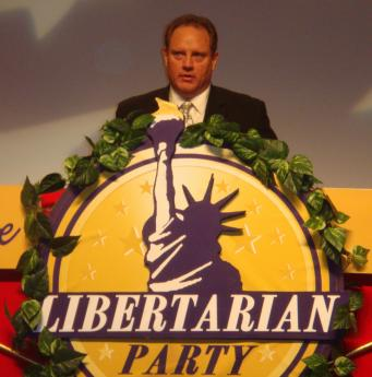 Ernest Hancock's view of the National Libertarian Party,… 'An Outsider's view from the Inside'