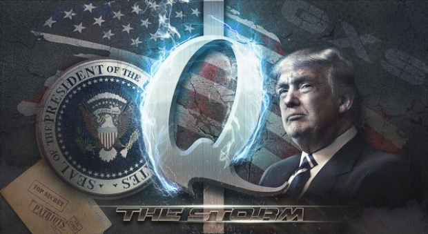 The Revelations of Q and the Anons