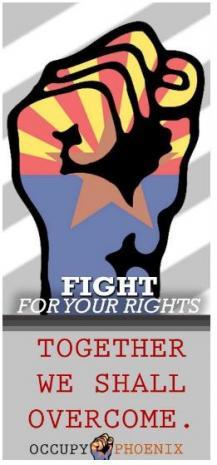 Strike-The-Root - Occupy Phoenix Video