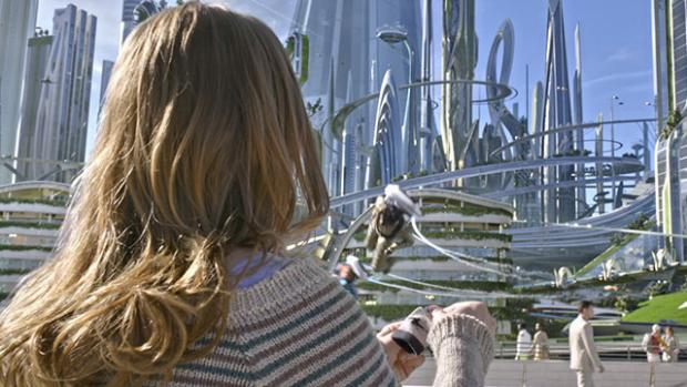 Tomorrowland Speech (Publisher: The Solution to War & Fear - Generation Next's IMAGINATION)