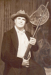 Everyone owned a gun in the Old West.