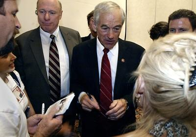 Ron Paul Nevada Delegates Voted to National Convention before Recess